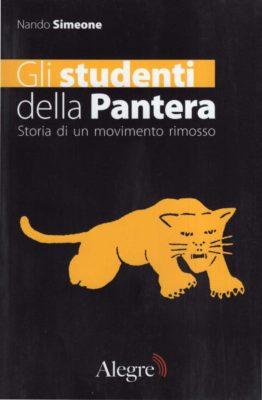 Nando Simeone, Gli studenti della Pantera