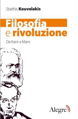 Stathis Kouvelakis, Filosofia e rivoluzione