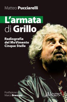 Matteo Pucciarelli, L'armata di Grillo