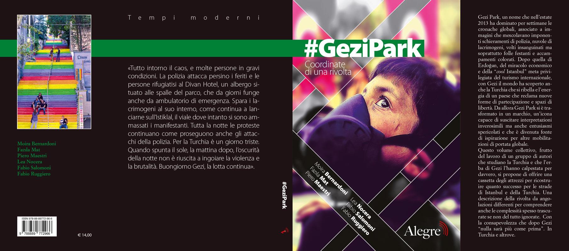 Aa. Vv., #GeziPark, stesa