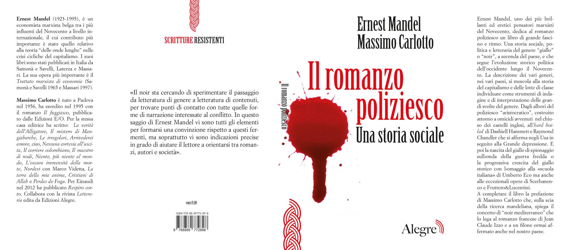 Ernest Mandel, Il romanzo poliziesco, stesa