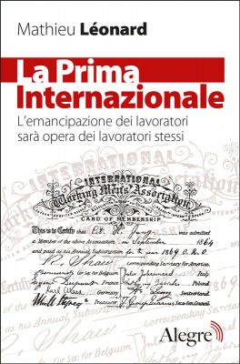 Mathieu Léonard, La Prima Internazionale