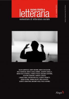 Nuova Rivista Letteraria, n. 10