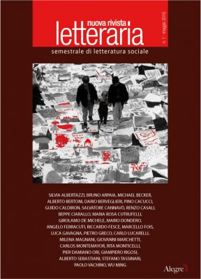 Nuova Rivista Letteraria, n. 1