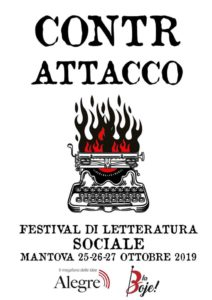 Il festival Contrattacco a Mantova