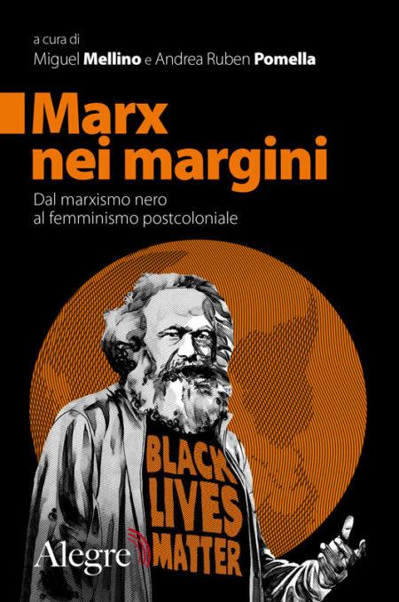 Marx nei margini copertina piatta