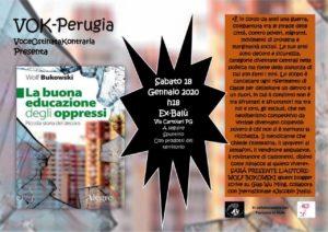 Bukowski a Perugia