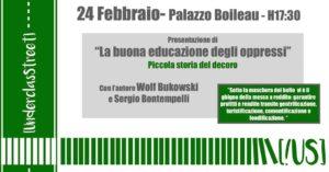 Bukowski a Pisa