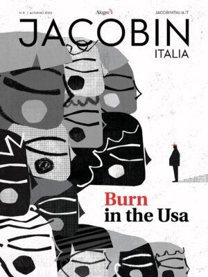 Jacobin n. 8 cover