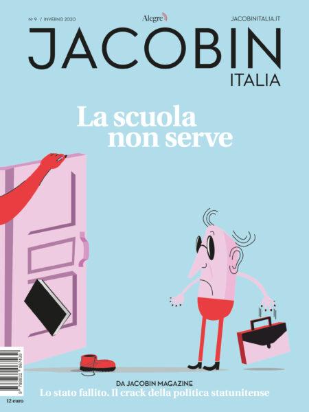 Jacobin n. 9 cover